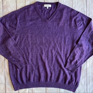 Turnbury Merino Wool Sweater 3XL